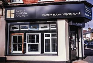 New Barnet Window Showroom