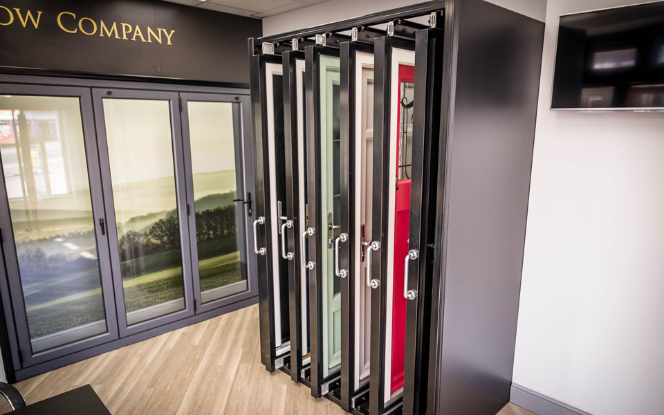 Virtual Tour of our Showroom!