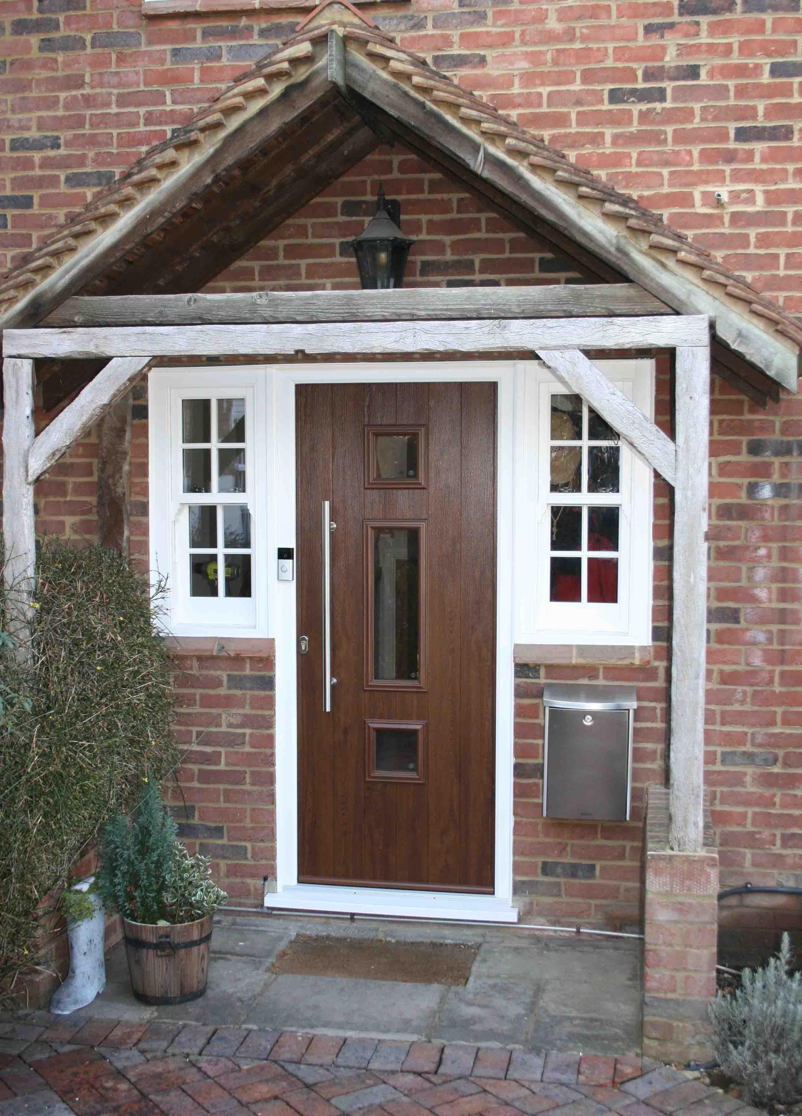 Solidor Entrance Door