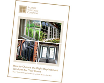 Replacement Windows - Barnet Window Company